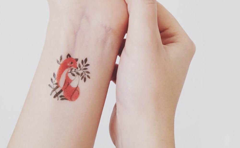Tattoos zorro