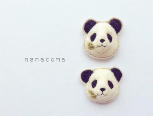 Nanacoma, pandas