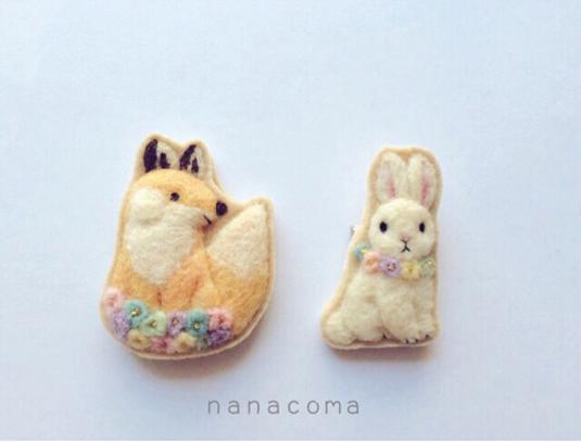zorro y conejo
