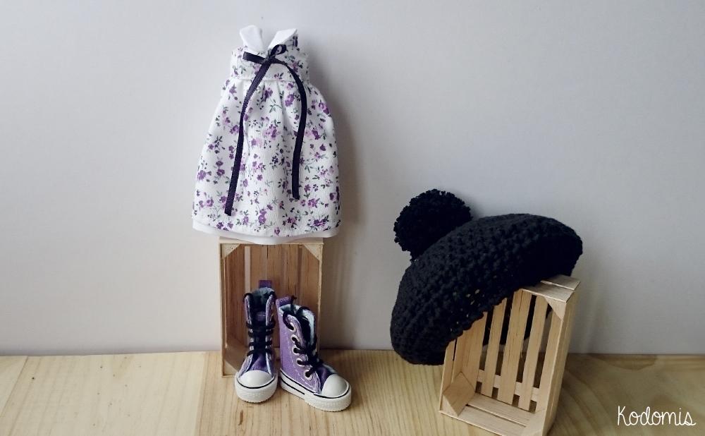 Outfit morado 01