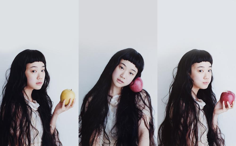 El nacimiento de las Mori girls Yu Aoi, Mori kawaii