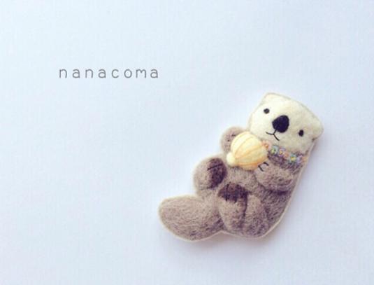 Nanacoma, nutria