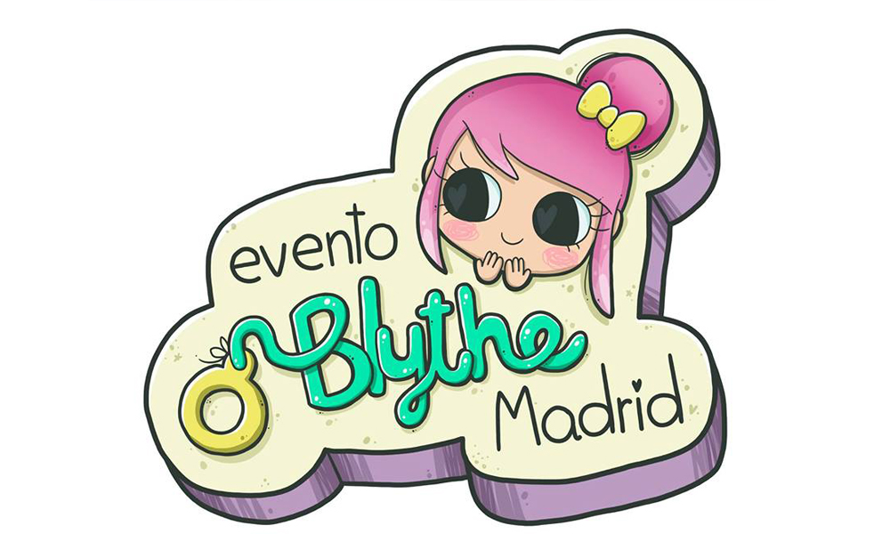 evento Blythe Madrid Logo