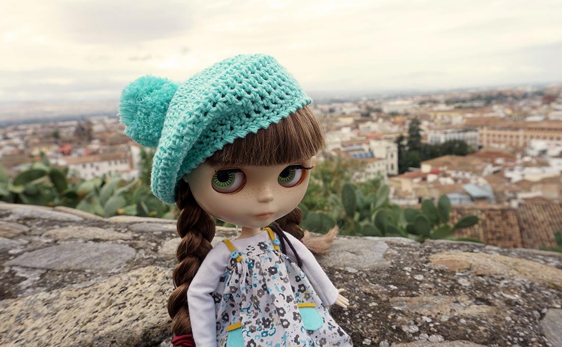 Patrones y tutoriales para Blythe, Granada