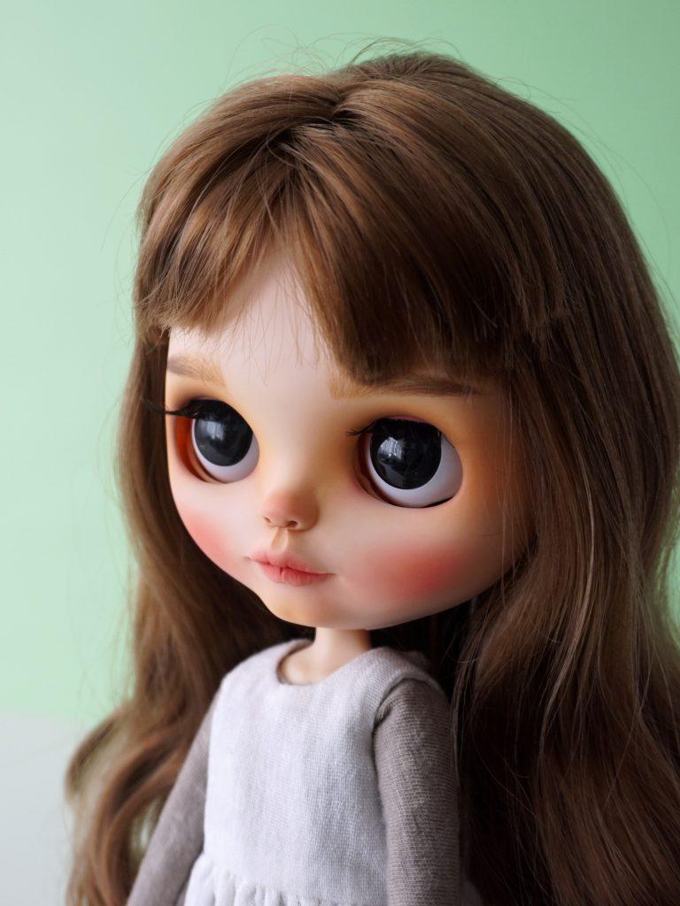 Blythe custom Aki Hanako